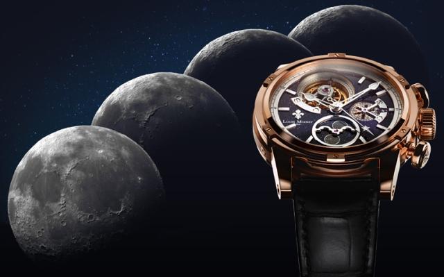 Louis-Moinet Astromoon