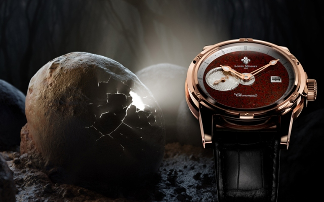 Louis Moinet Jurassic-Watch